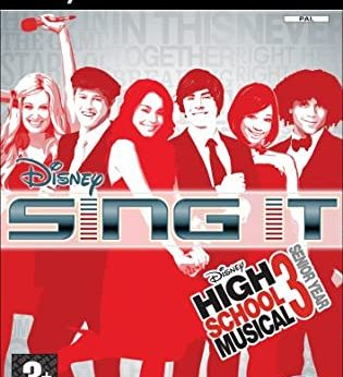 Disney Sing It! High School Musical 3 Senior Year facts statistics