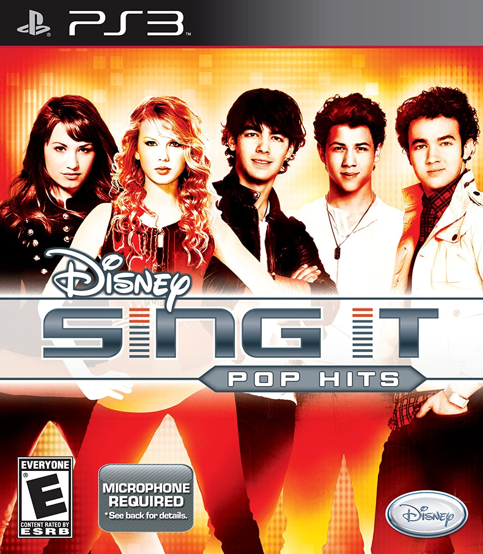 Disney Sing It Pop Hits facts statistics