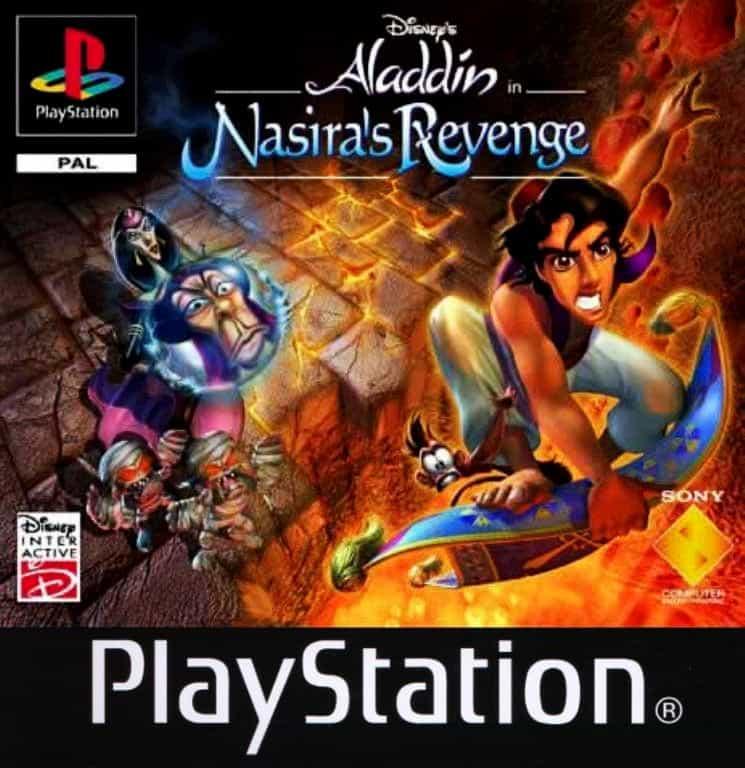 Disney's Aladdin in Nasira's Revenge facts and statistics