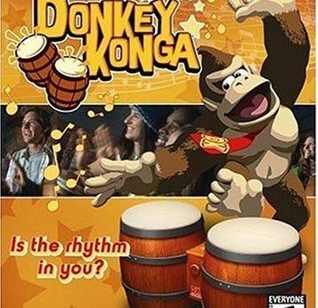 Donkey Konga facts statistics