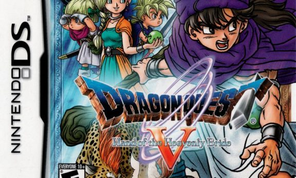 Dragon Quest V Hand of the Heavenly Bride facts and statistics