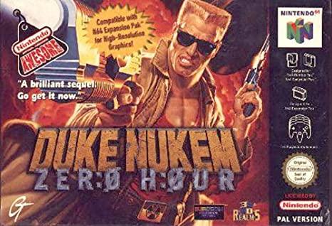 Duke Nukem Zero Hour facts statistics