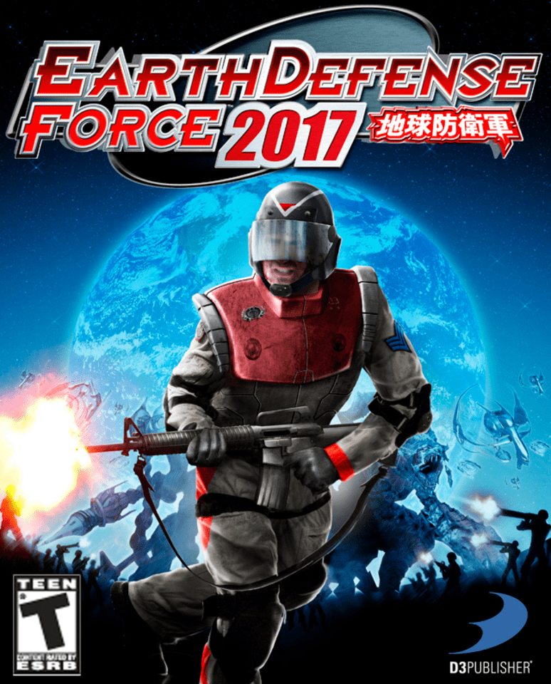 Earth Defense Force 2017 facts and statistics