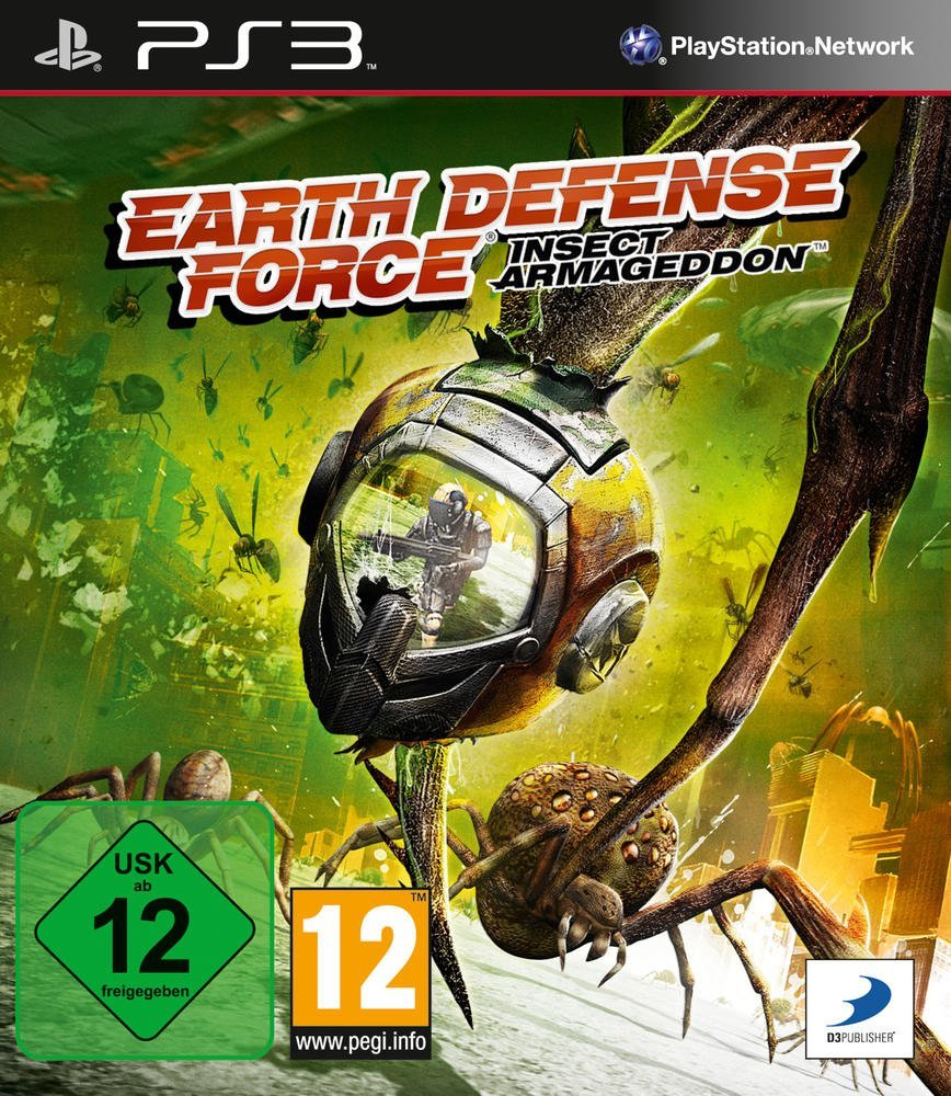 Earth Defense Force Insect Armageddon facts statistics
