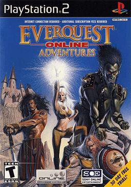 EverQuest Online Adventures facts statistics