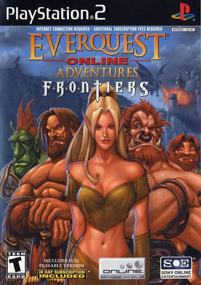 EverQuest Online Adventures frontiers facts statistics