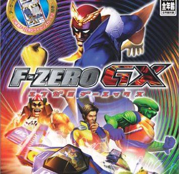 F-Zero GX facts statistics
