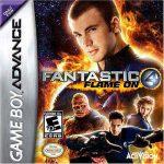 Fantastic Four: Flame On