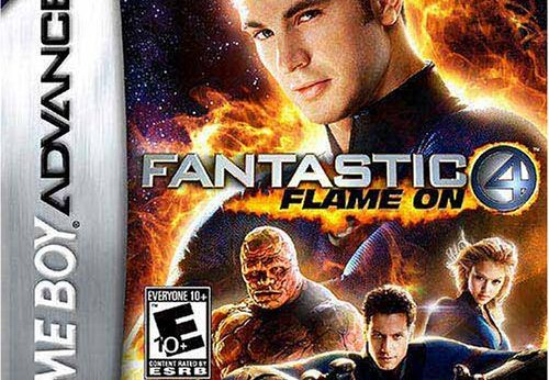 Fantastic Four Flame On facts statistics