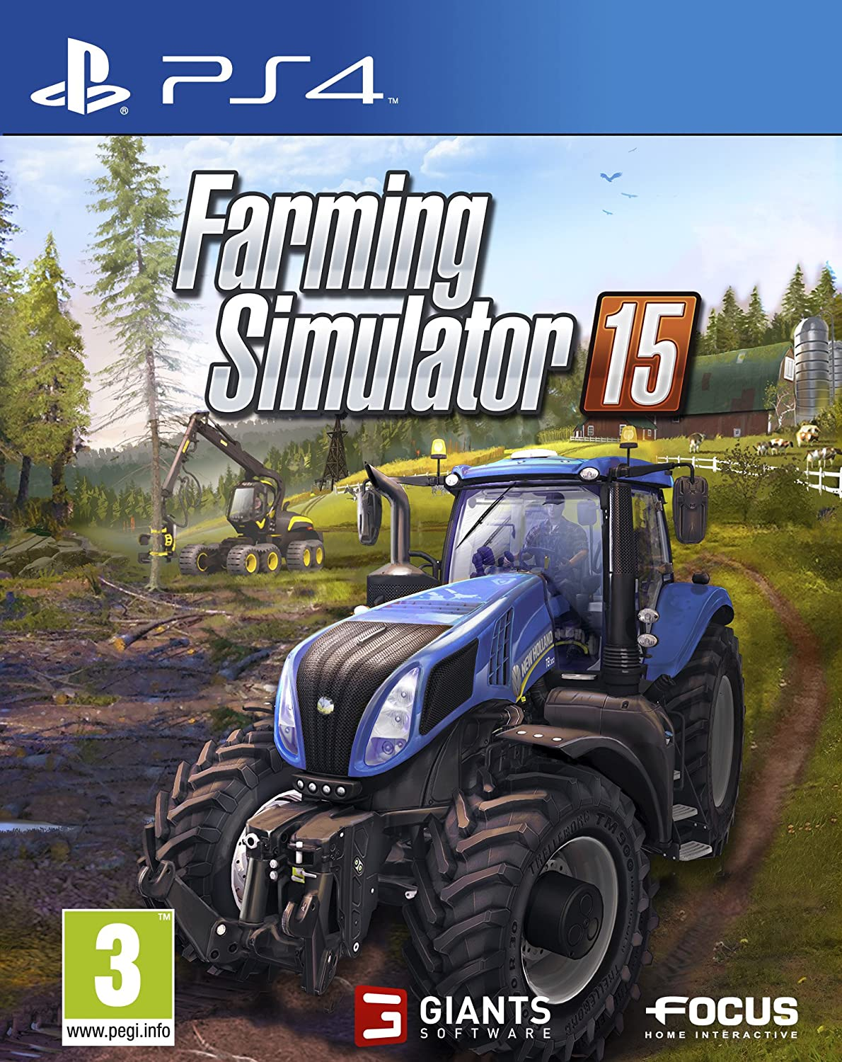 Farming Simulator 15 facts statistics