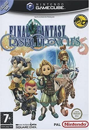 Final Fantasy Crystal Chronicles facts statistics