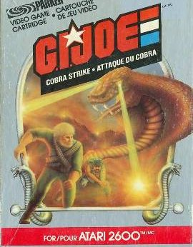 G.I. Joe Cobra Strike facts statistics