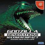 Godzilla Generations: Maximum Impact