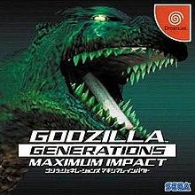 Godzilla Generations Maximum Impact facts statistics