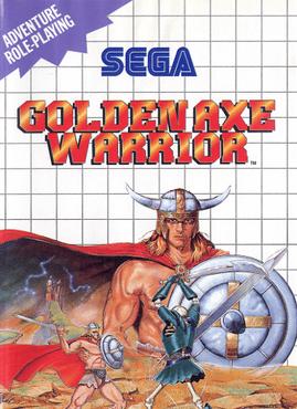 Golden Axe Warrior facts statistics