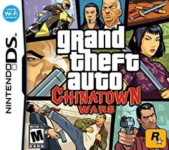 Grand Theft Auto Chinatown Wars facts statistics