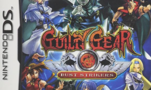 Guilty Gear Dust Strikers facts statistics