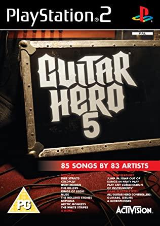 Guitar Hero 5 facts statistics