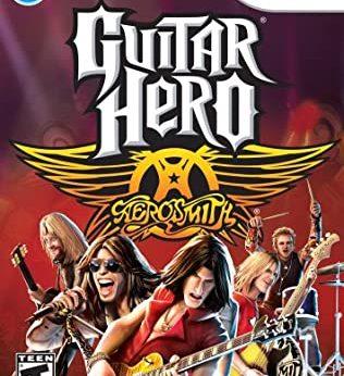 Guitar Hero Aerosmith facts statistics