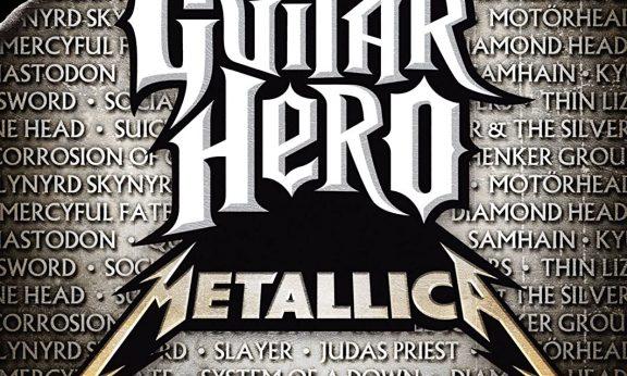 Guitar Hero Metallica facts statistics