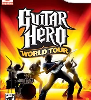 Guitar Hero World Tour facts statistics
