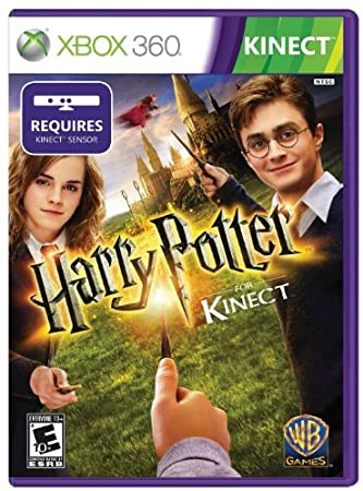 Harry Potter for Kinect facts and statistics