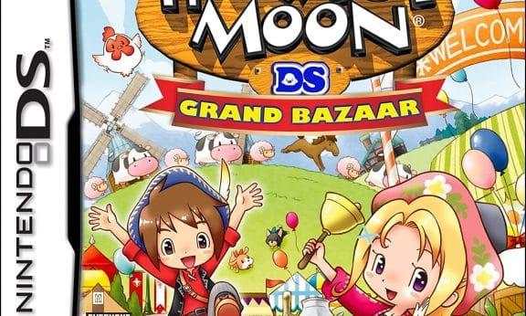 Harvest Moon DS Grand Bazaar facts statistics
