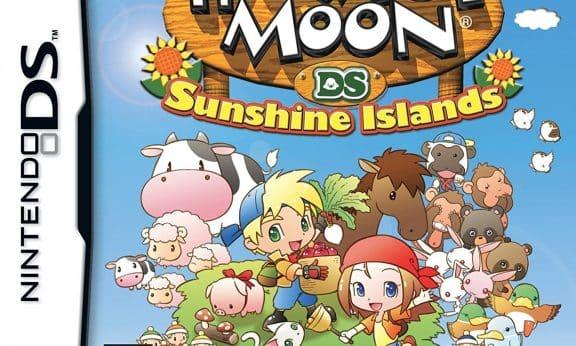 Harvest Moon DS Sunshine Islands facts statistics