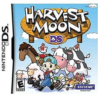 Harvest Moon ds facts statistics