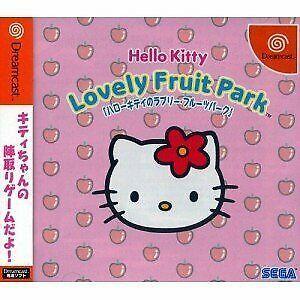 Hello Kitty Lovely Fruit Park facts statistics
