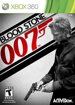James Bond 007 Blood Stone facts and statistics