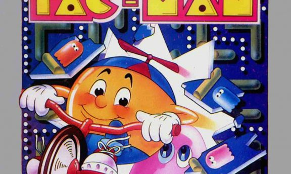Jr. Pac-Man facts statistics