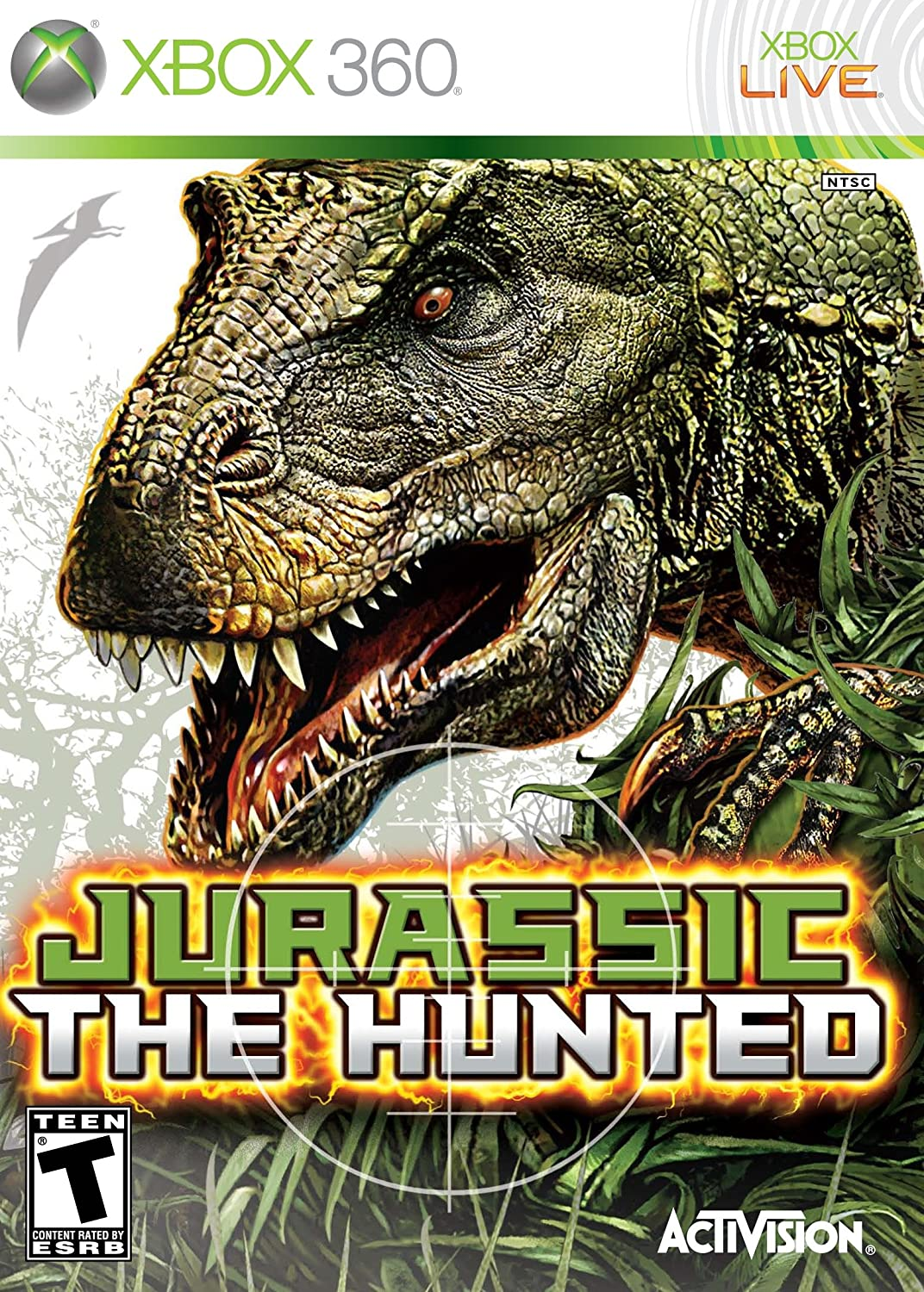 Jurassic The Hunted facts and statistics