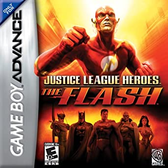 Justice League Heroes The Flash facts statistics