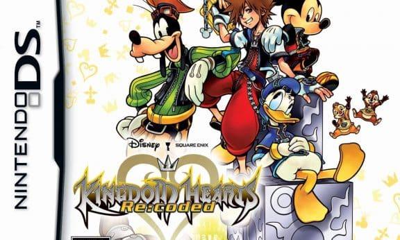 Kingdom Hearts Recoded facts statistics