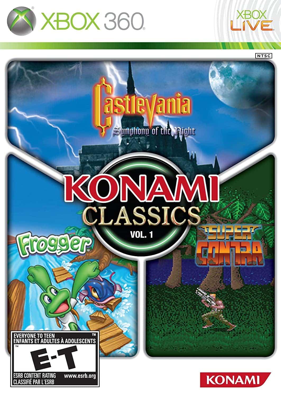 Konami Classics Vol. 1 facts and statistics