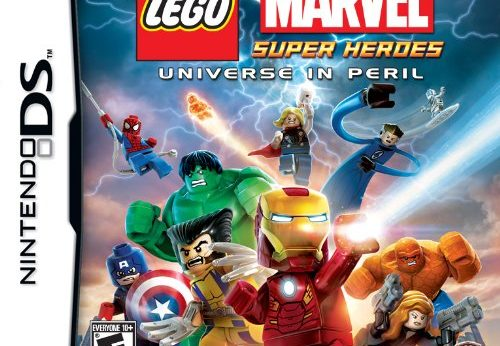 Lego Marvel Super Heroes Universe in Peril facts statistics
