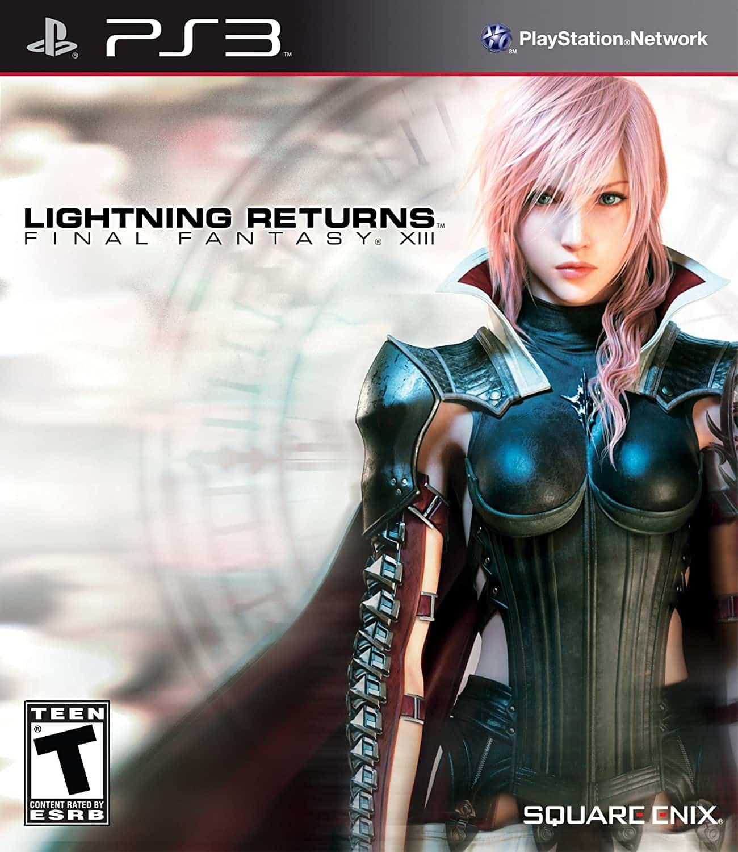 Lightning Returns Final Fantasy XIII facts and statistics