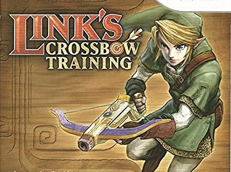 Link's Crossbow Training facts and statistics