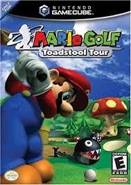 Mario Golf Toadstool Tour facts statistics