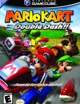 Mario Kart Double Dash facts statistics