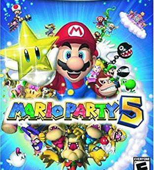 Mario Party 5 facts statistics