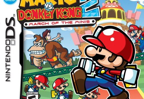 Mario vs. Donkey Kong 2 March of the Minis facts statistics