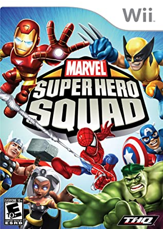 Marvel Super Hero Squad facts statistics