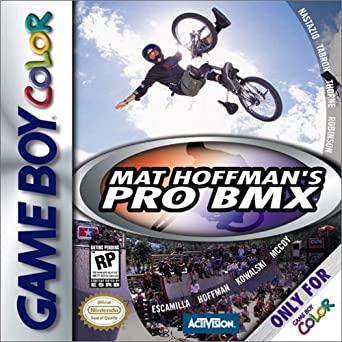 Mat Hoffman's Pro BMX facts statistics