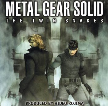 Metal Gear Solid The Twin Snakes facts statistics