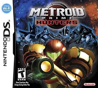 Metroid Prime Hunters facts statistics