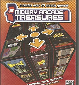 Midway Arcade Treasures facts statistics