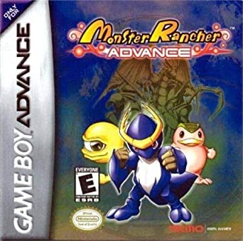 Monster Rancher Advance facts statistics