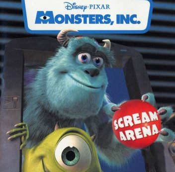 Monsters, Inc. Scream Arena facts and statistics